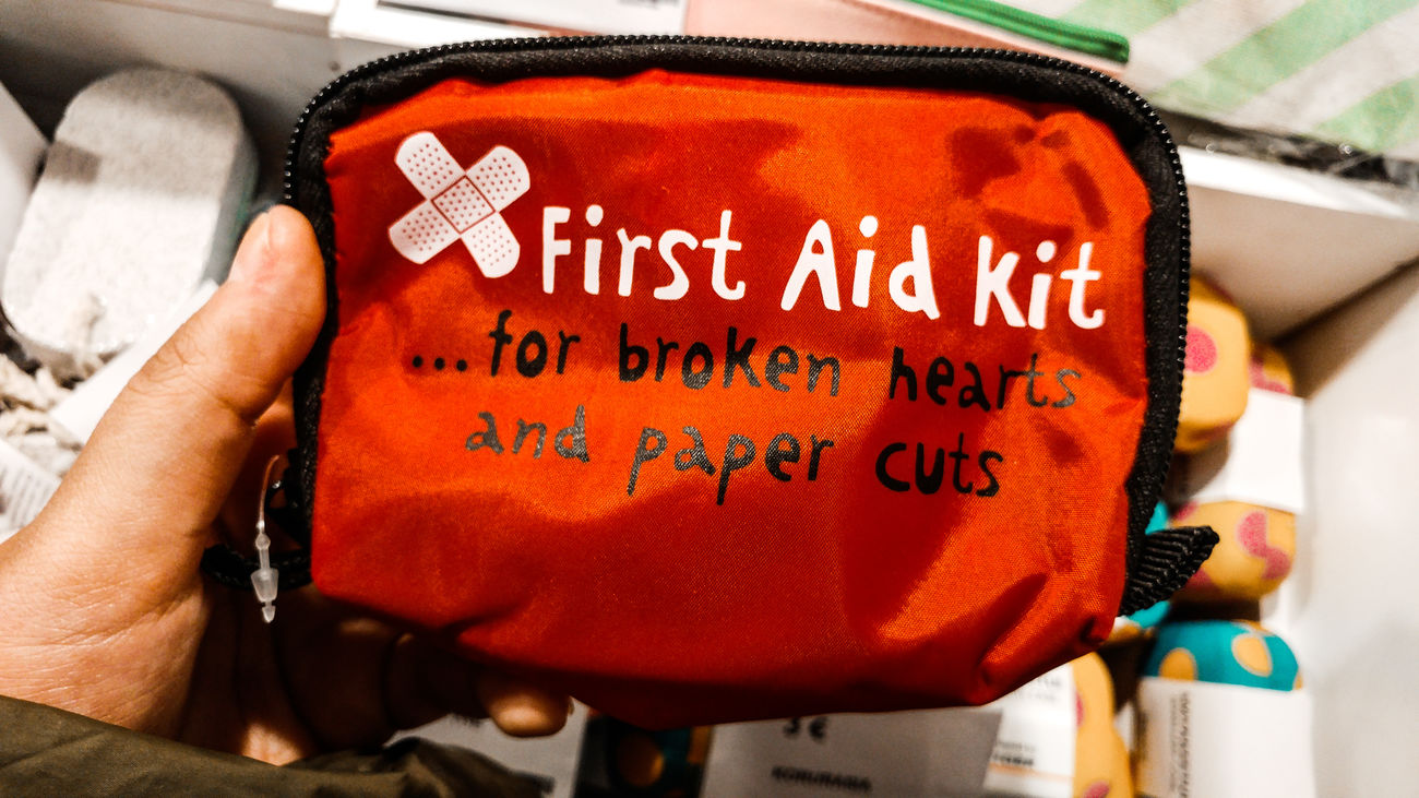 Because papercuts are painful. Design Tiger Yfufinland Finland Tigerdesign Flyingtiger First Aid Papercut