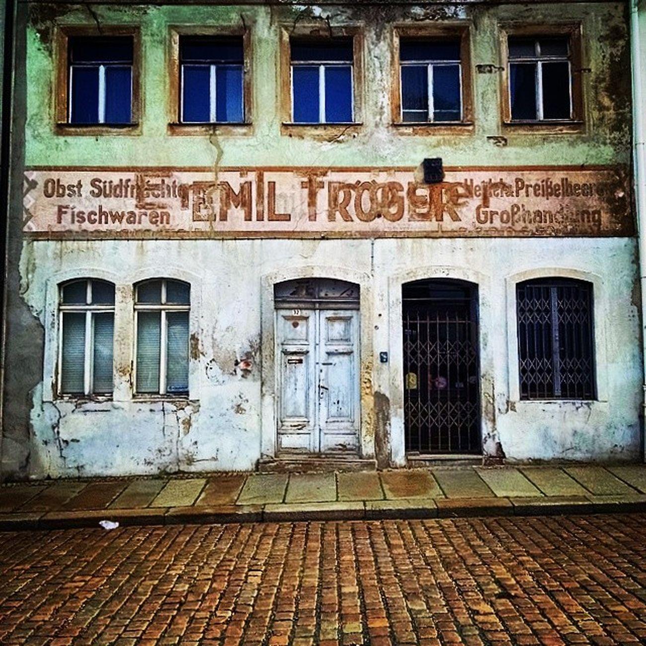 DDR remainings Eastgermany Ost Freiberg Saxony Sachsen Ig_deutschland Ig_germany Ig_europe Insta_international Insta_europe RainyDay