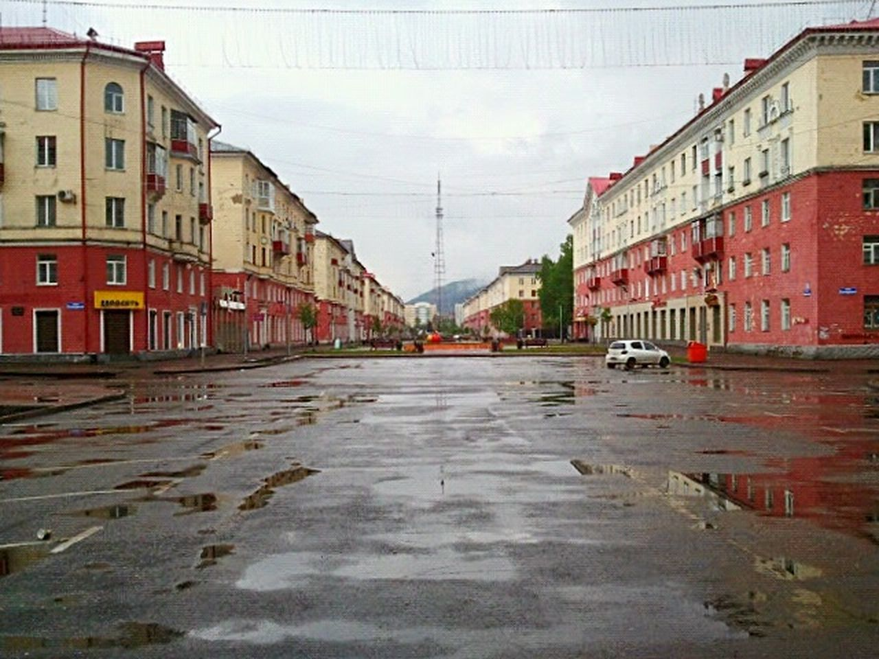 Mejdurechensk Russia Kuzbass