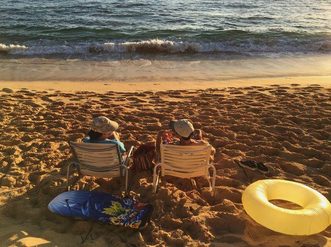 The Tourist Beach Poipu Beach