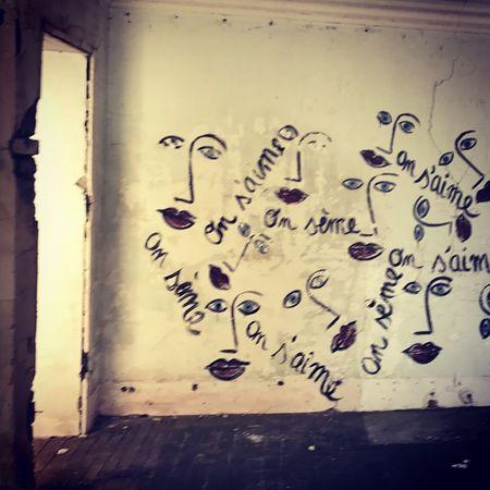 Communication No People Architecture solitude Solitude Grafitti Decaying Urban