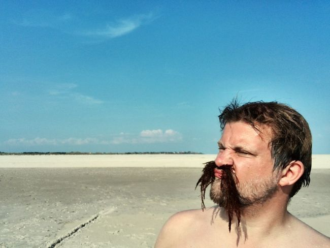 My Mo For Movember @Amrum/Nordsee Moustache Beach Being A Beach Bum New Haircut Sandcastles Sky Northsea Portrait Color Portrait Moustaches Relaxing Enjoying Life Hanging Out Sunshine Enjoying The Sun Quality Time I See Faces Meditation Enjoying The View Style Styling Barbershop Shave Time Beard