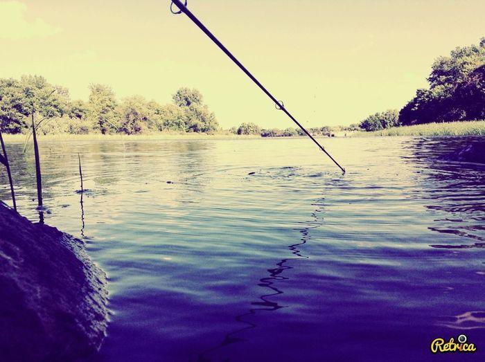 fishing, is a habit <3