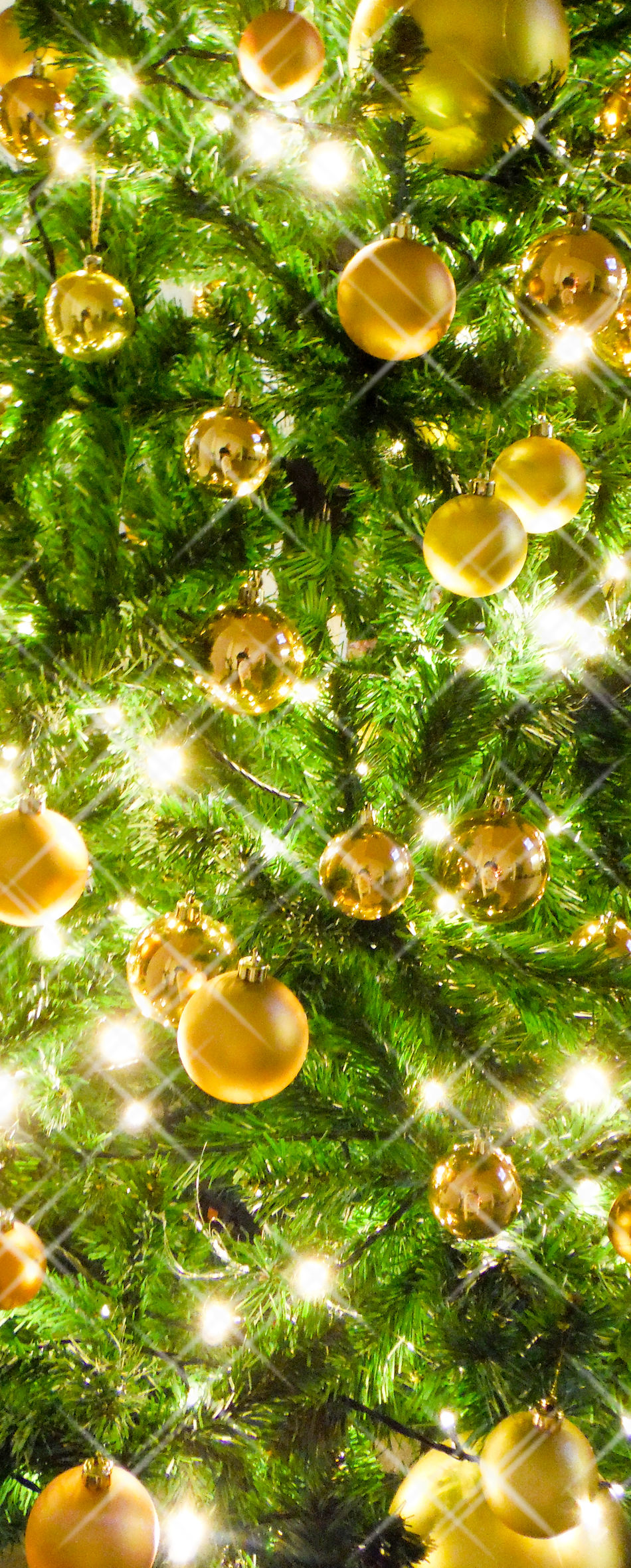 baubles Backgrounds Baubles Christmas Christmas Ornament Close-up Day Full Frame Golden Illuminated No People Xmas Tree