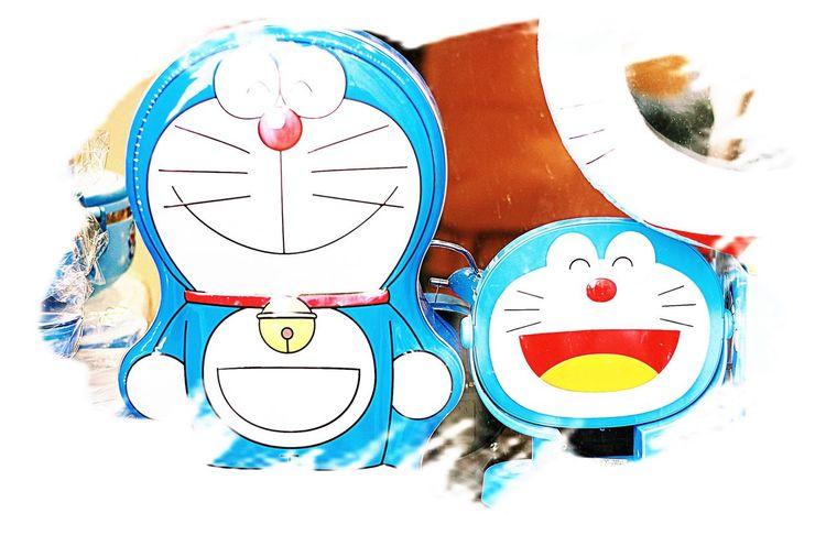 I love you Doraemon