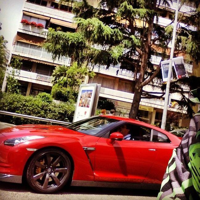GTR NissanGTR Rojoquetecojo Apriliars125