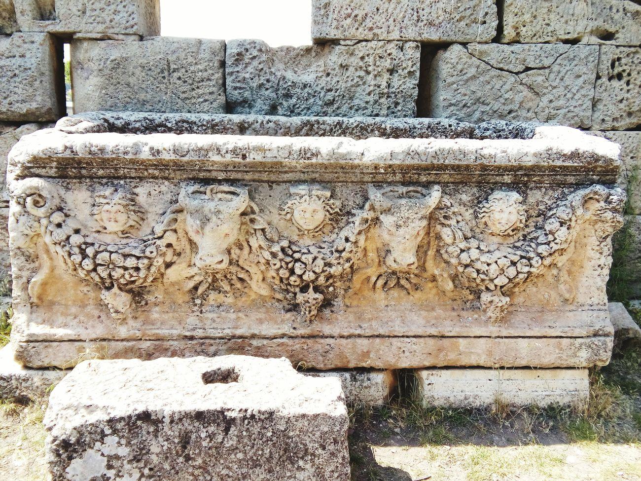 Temple Zeus Olba Ancient Ancient City Lahit