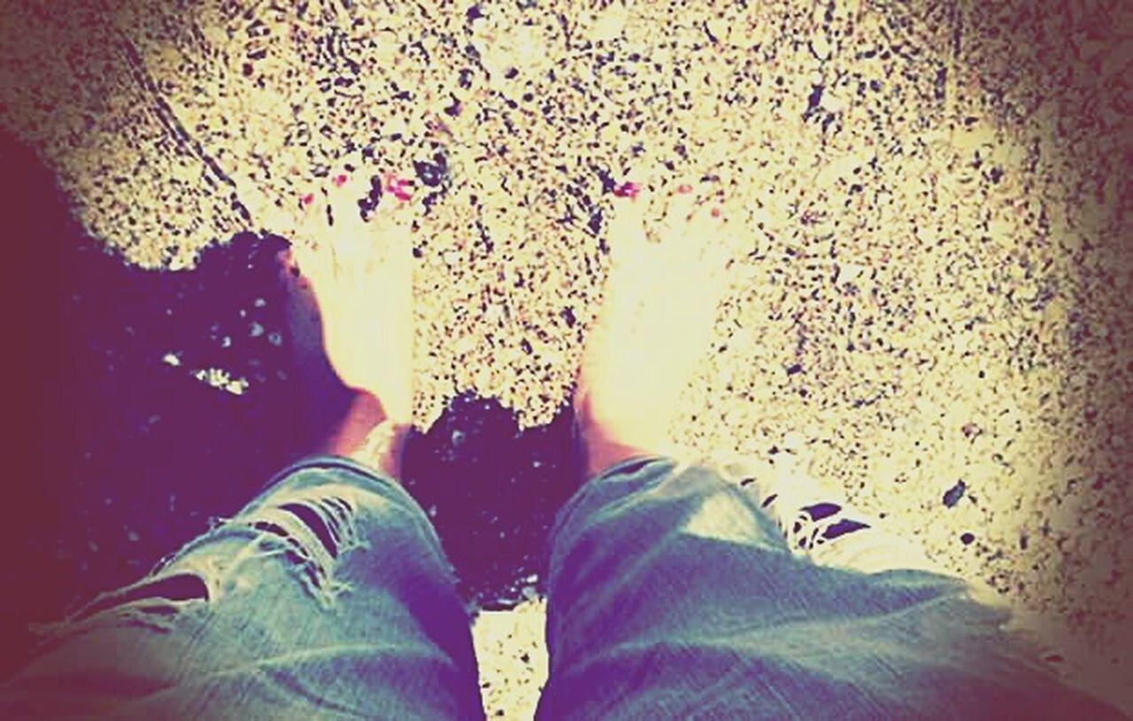 Feetinsea Great Feeling