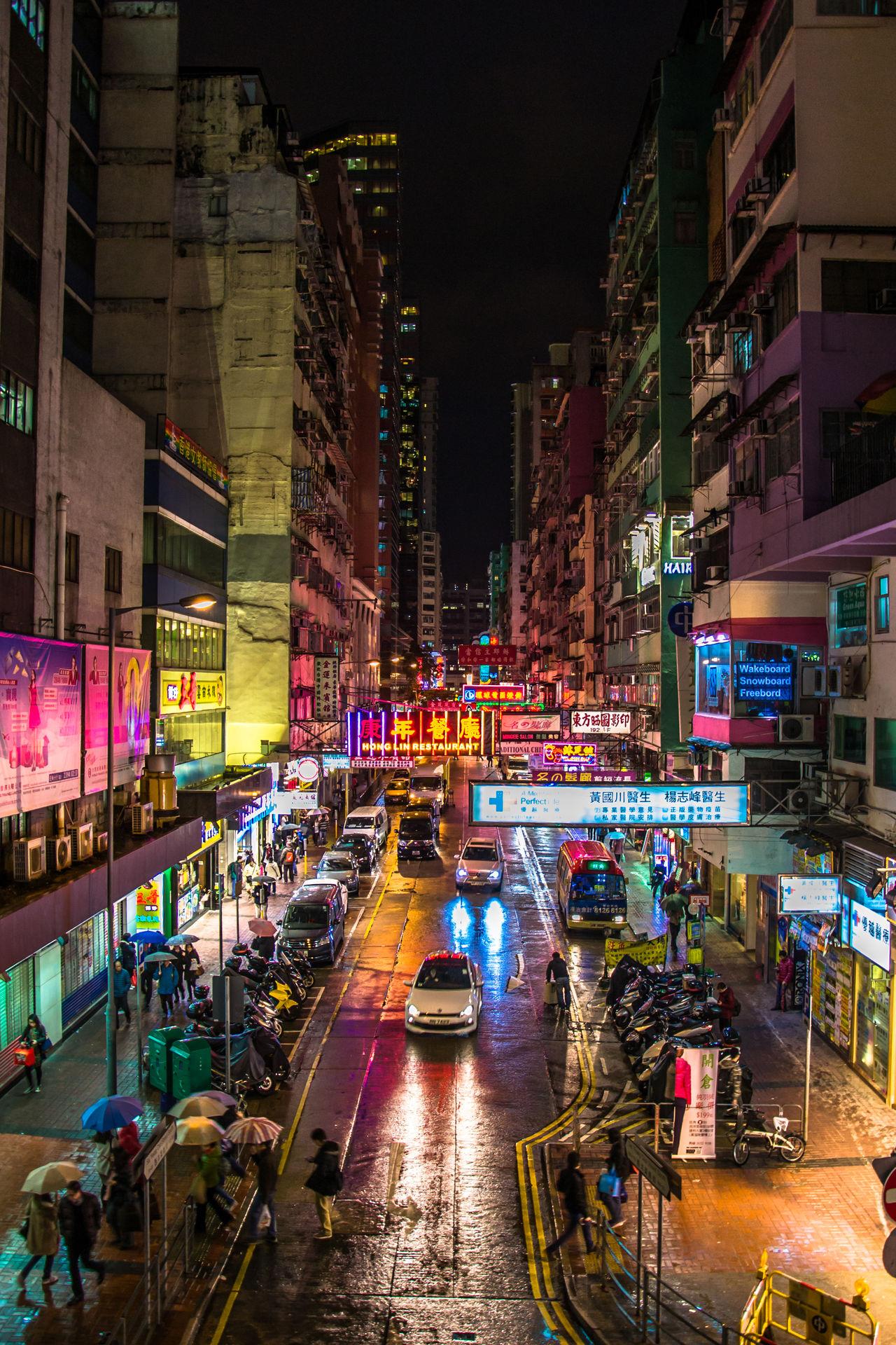 ASIA Available Light Bus China EyeEm Best Shots EyeEm Gallery HongKong Hongkongstreet Kowloon Lights Streetphotography Subway Traffic