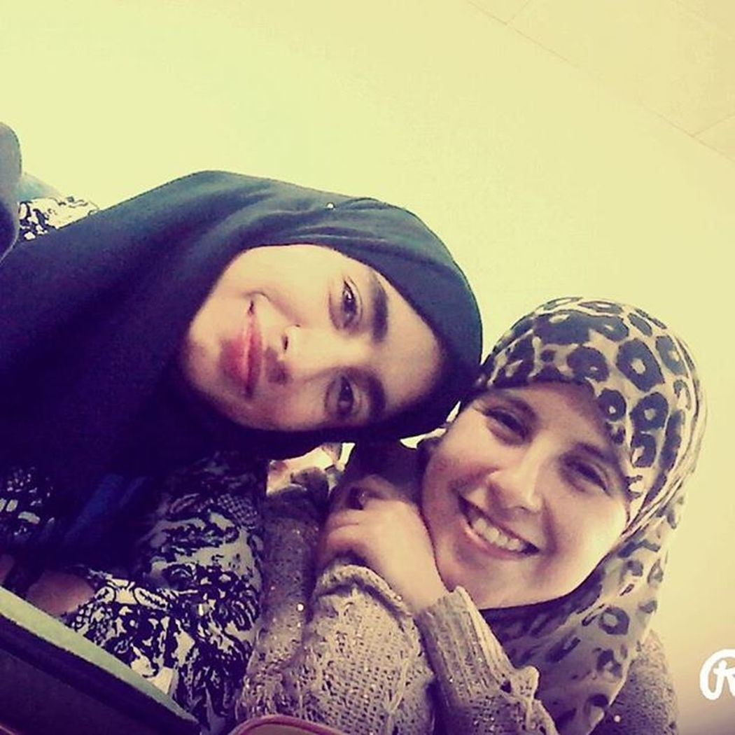 Missing my friend Amouna Ensc