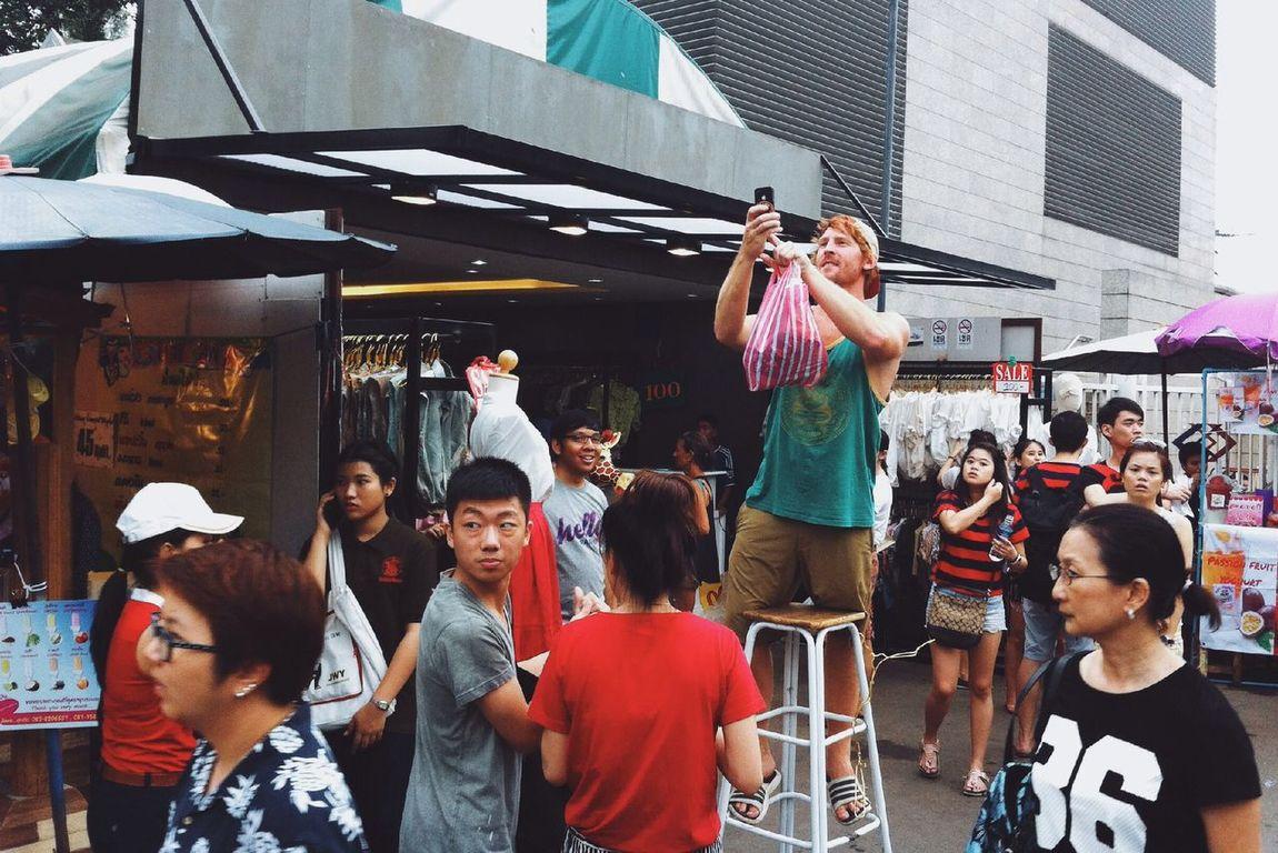 Chatuchak Weekend Market | October 2014 Street Photography