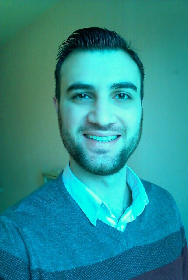 Happy Tuesdays! ❤ That's Me Persian Boy