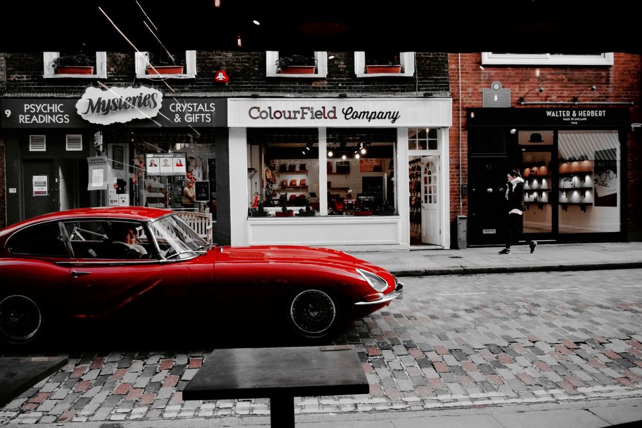 Hotel Chocolate Covent Garden  Gx7 2/2 Car London Lifestyle