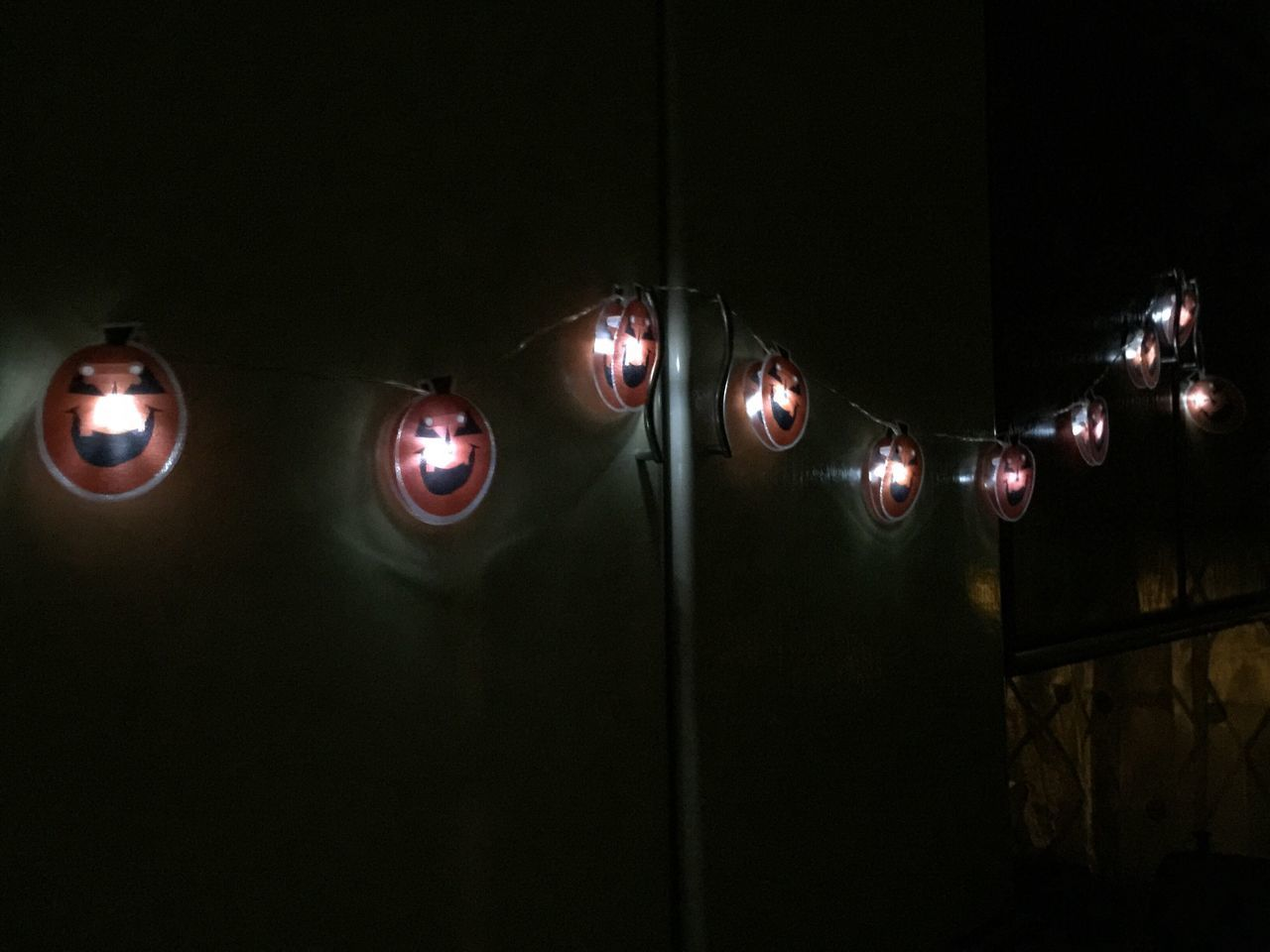 illuminated, night, no people, indoors, electricity, technology, sky