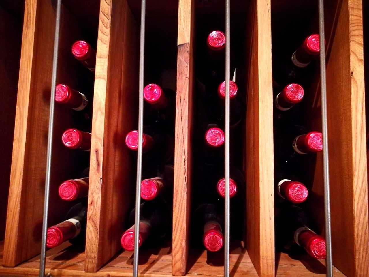 Wood - Material Red No People Indoors  Close-up Wine Bottles Collection Bottles Of Wine Free me, please....