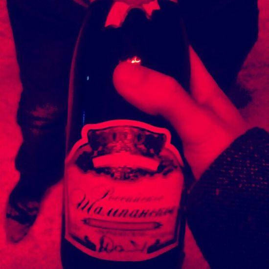 шампанское алкоголь Shampoos Red красное