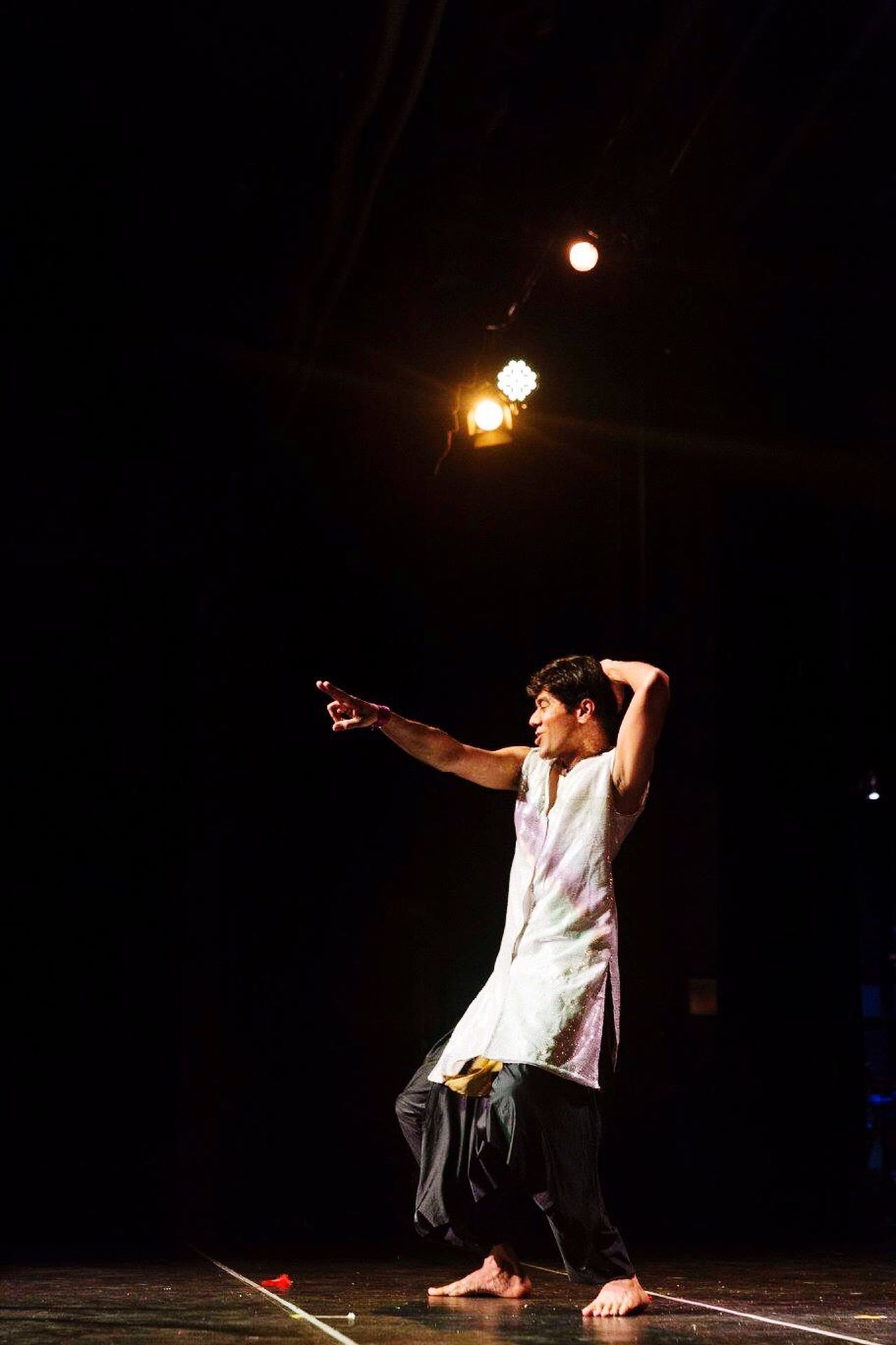 Full Length Human Arm One Person Arms Raised Illuminated Adult Night Dancer Human Body Part Adults Only Young Adult Performance Indoors  People Skill  Only Men One Man Only First Eyeem Photo Alison Gurry Elwood