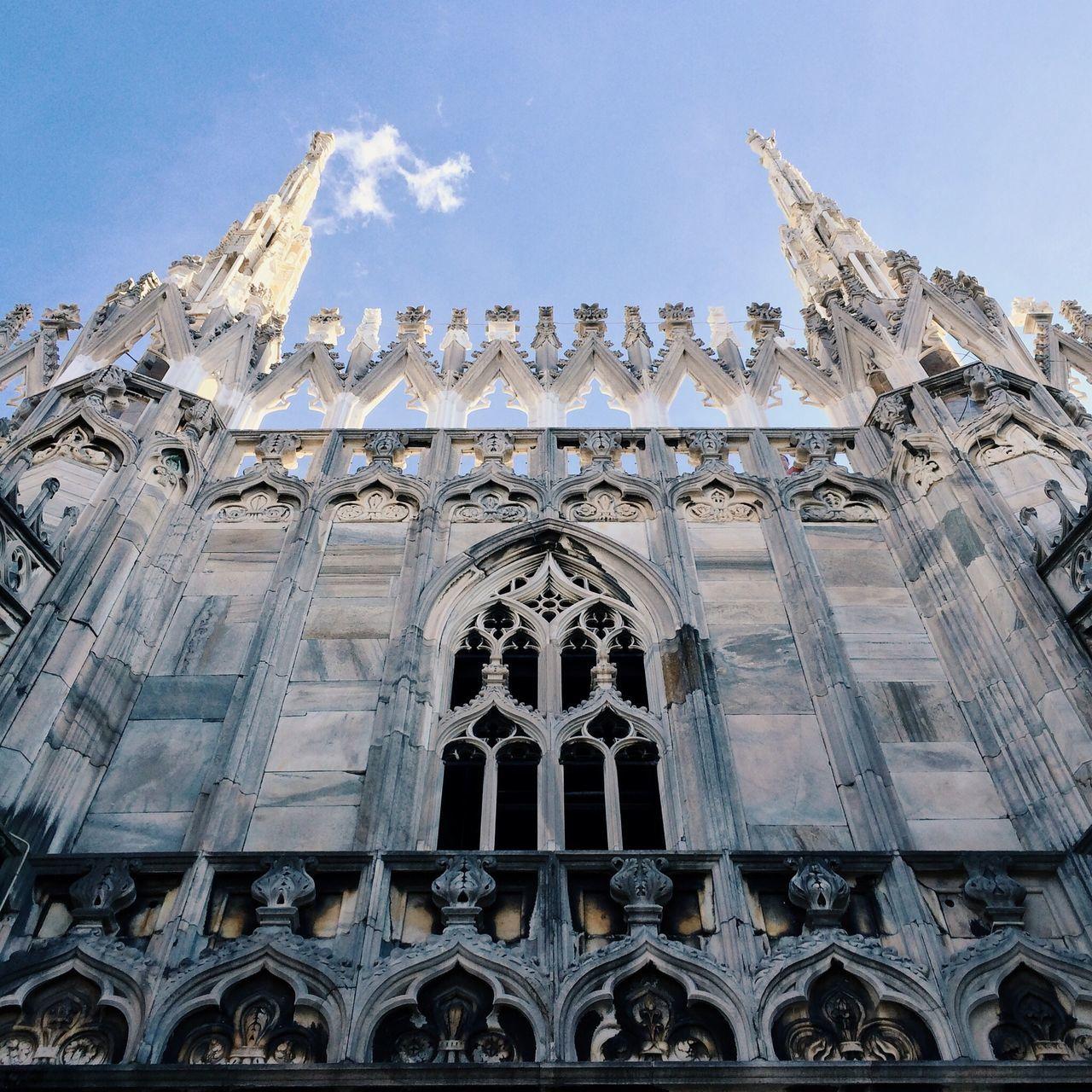 Beautiful stock photos of milan, Arch, Architecture, Building Exterior, Built Structure