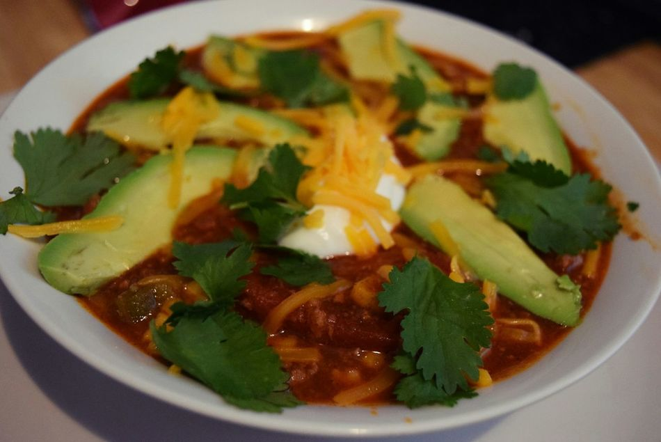 5demayo Chili  Mexican Food