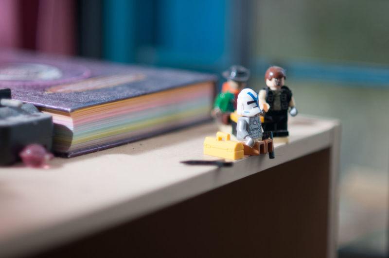 lego #legohead #ofwgkta #cute #wolfgang #Lego #house #toyphotography #toy_photography #smurf #takingphotos #hello #enjoylife #the_smurfs Two People Learning Education Indoors  Figurine  People Childhood
