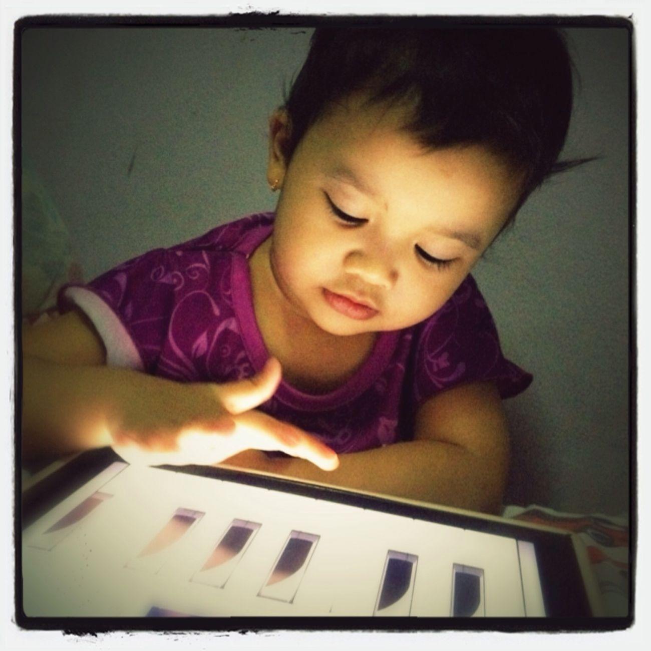 iPad freak..