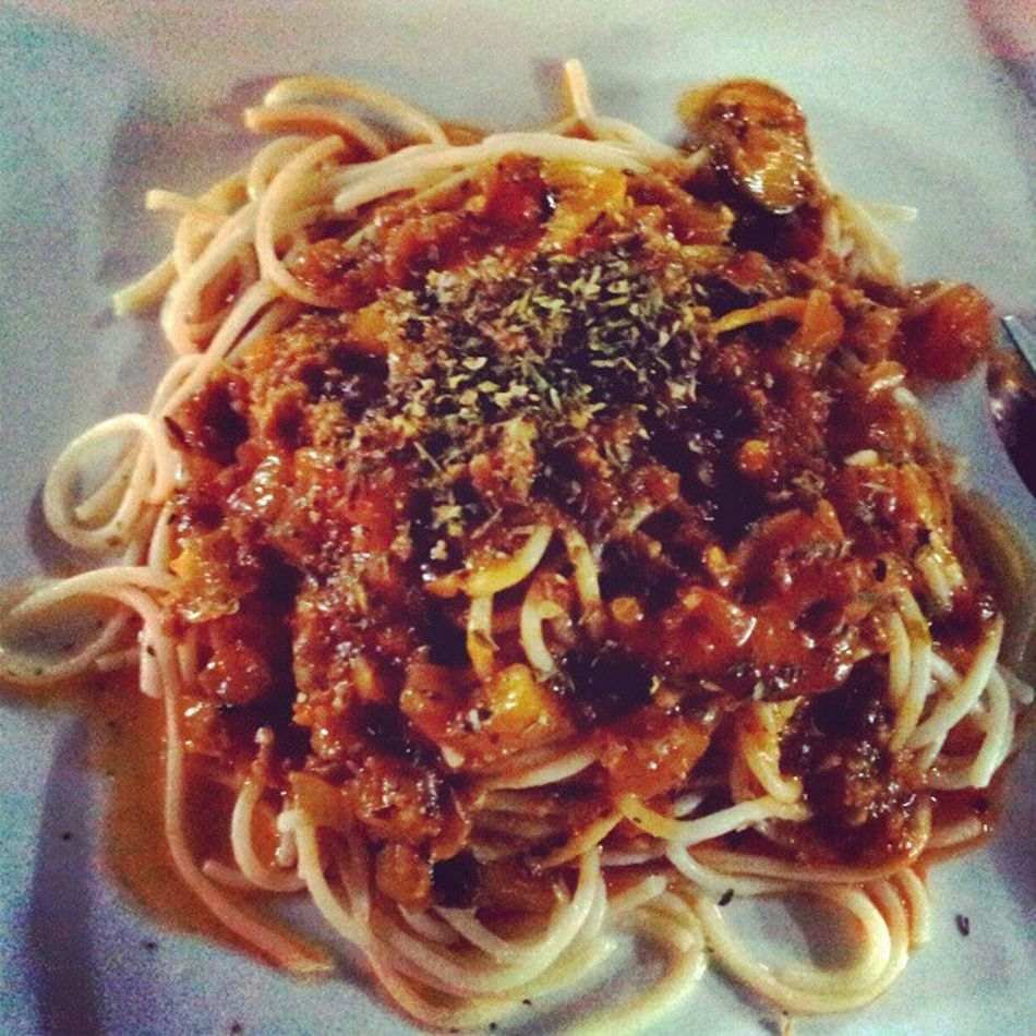 Hidangan untuk malam ini Saji Spegetti Jalanjalancarimakan Masakmasak malaysia terengganu ctseafood america canada nigel instagrames instapic instragrem