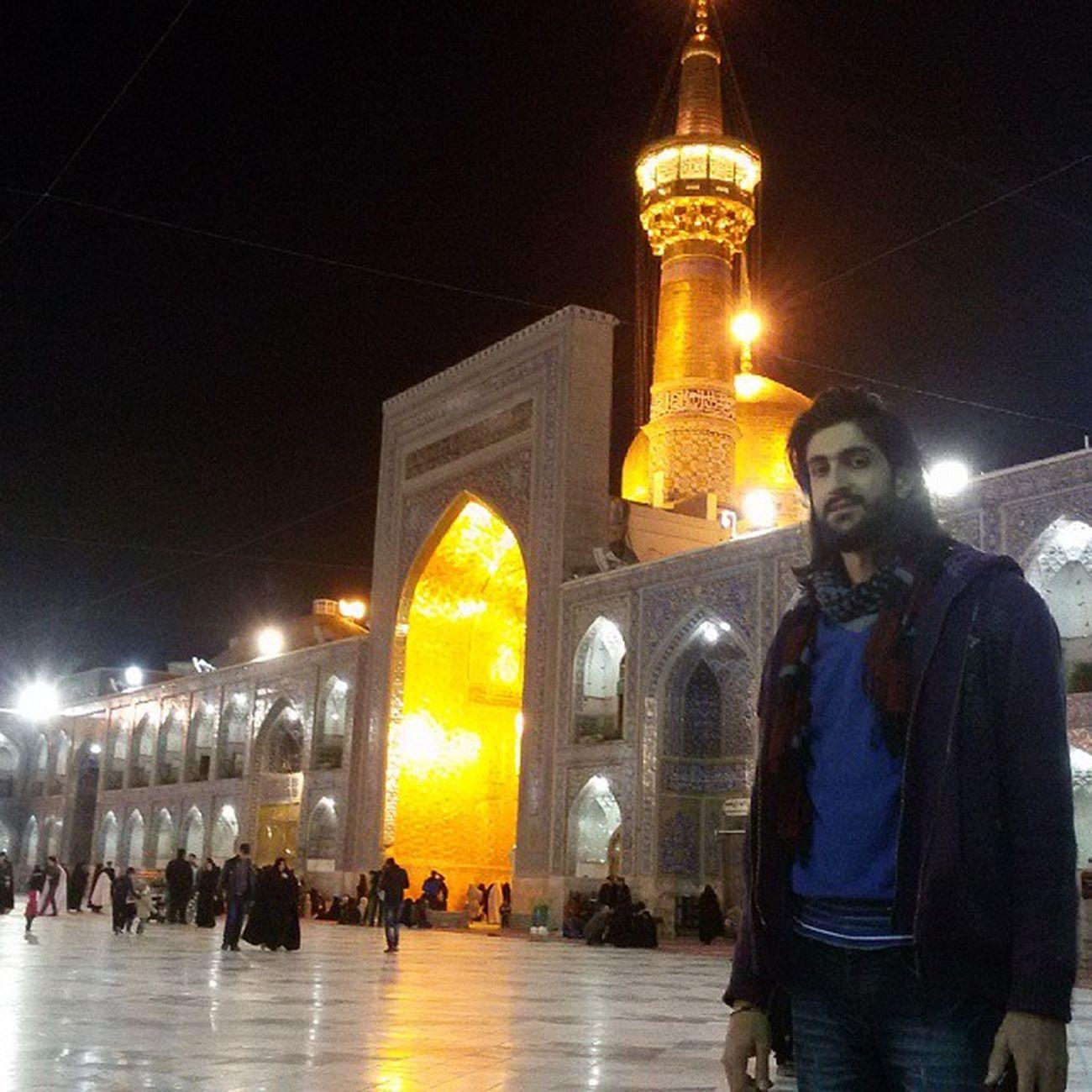 Iran ♡ Mashhad ♡ Holyshrine ^^ Imamriza riza imamali ♡