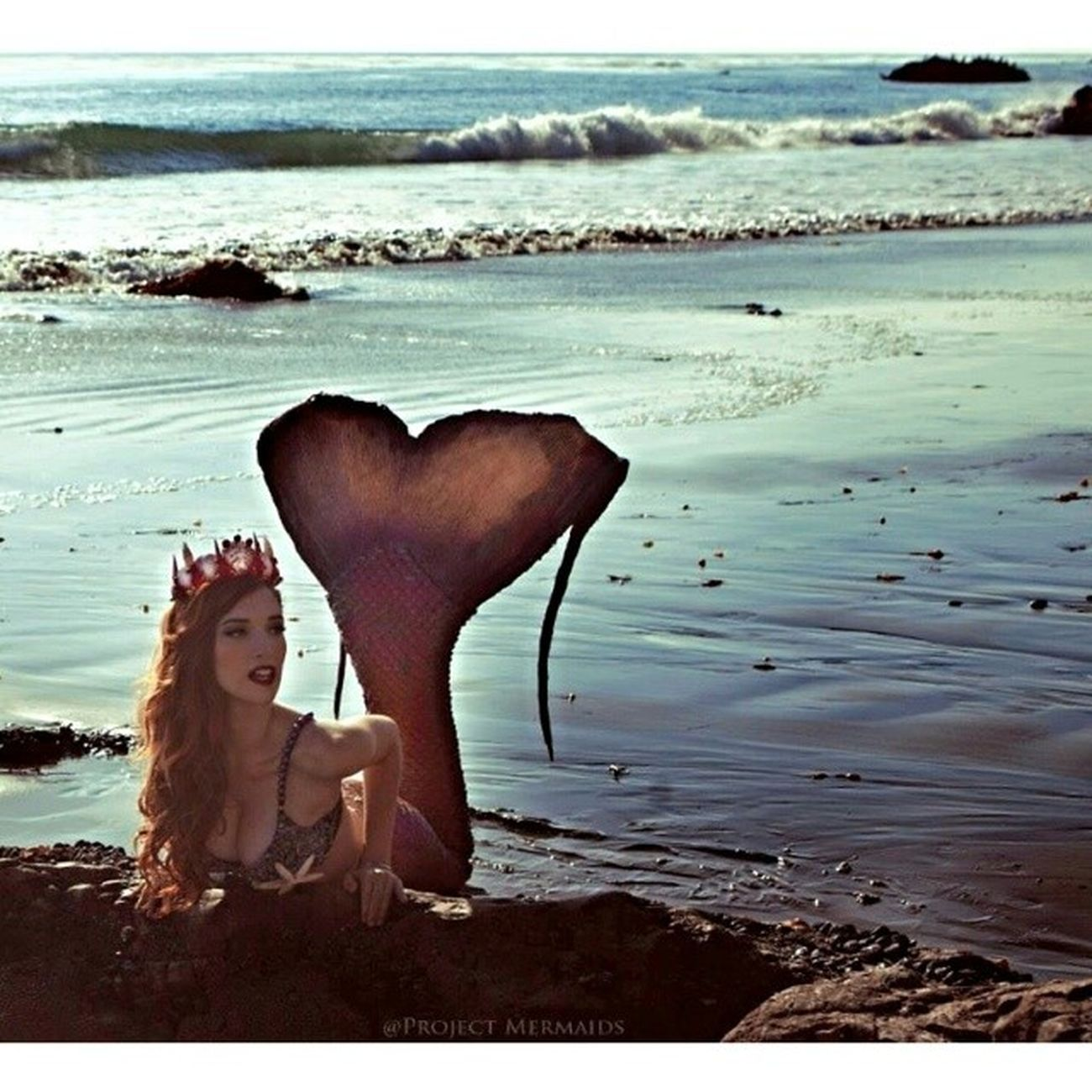 One of my favorite pictures from @projectmermaids Projectmermaids Mermaid