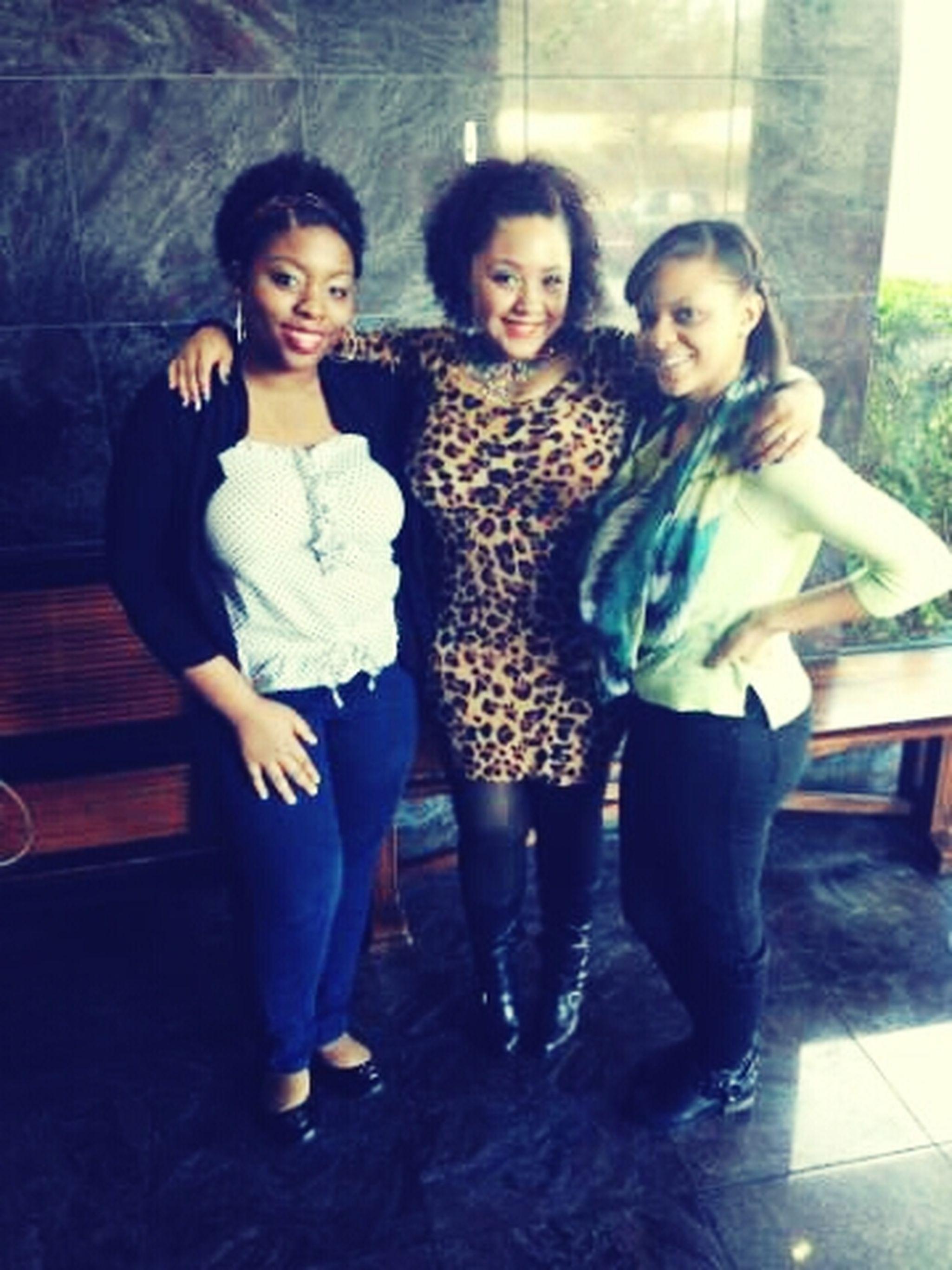 3 Furry Friends