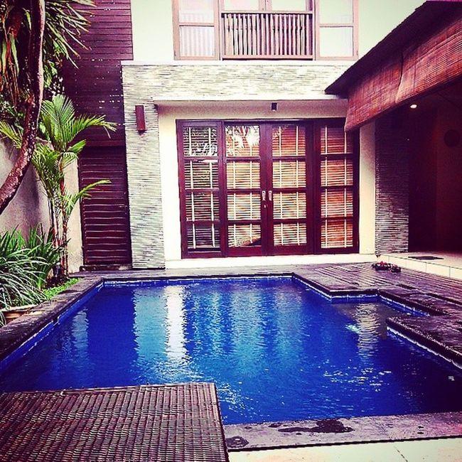 Bali island at vila ligaya seminyak Baliisland Balivila VSCO Vscocam