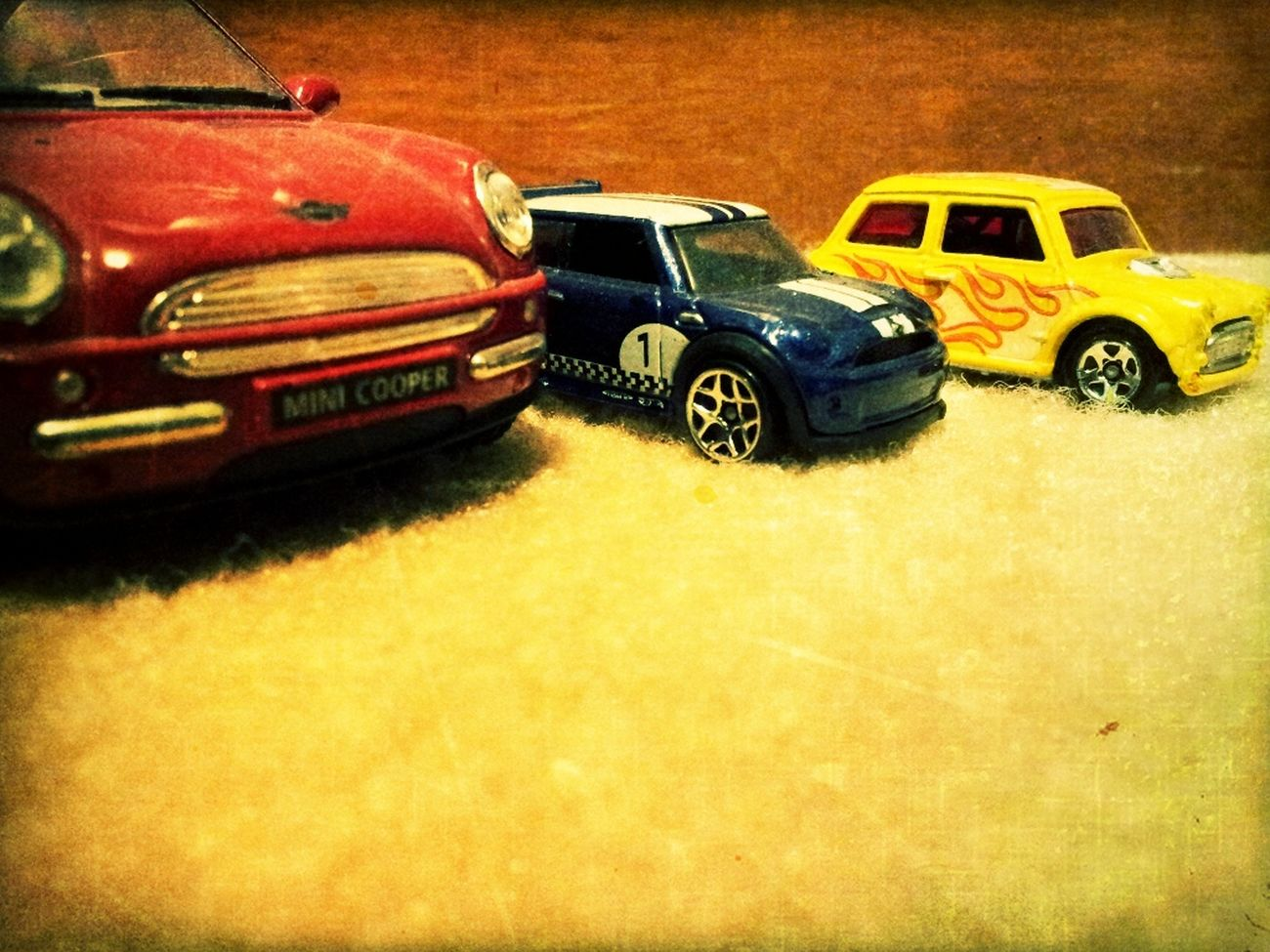 Toy Minis