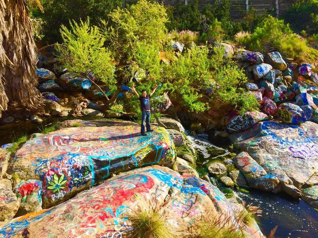 Adobe falls Adobe Falls Thug Colorful River Rocks Trip Chill Chilling Relaxing 川 岩 アメリカ カリフォルニア California