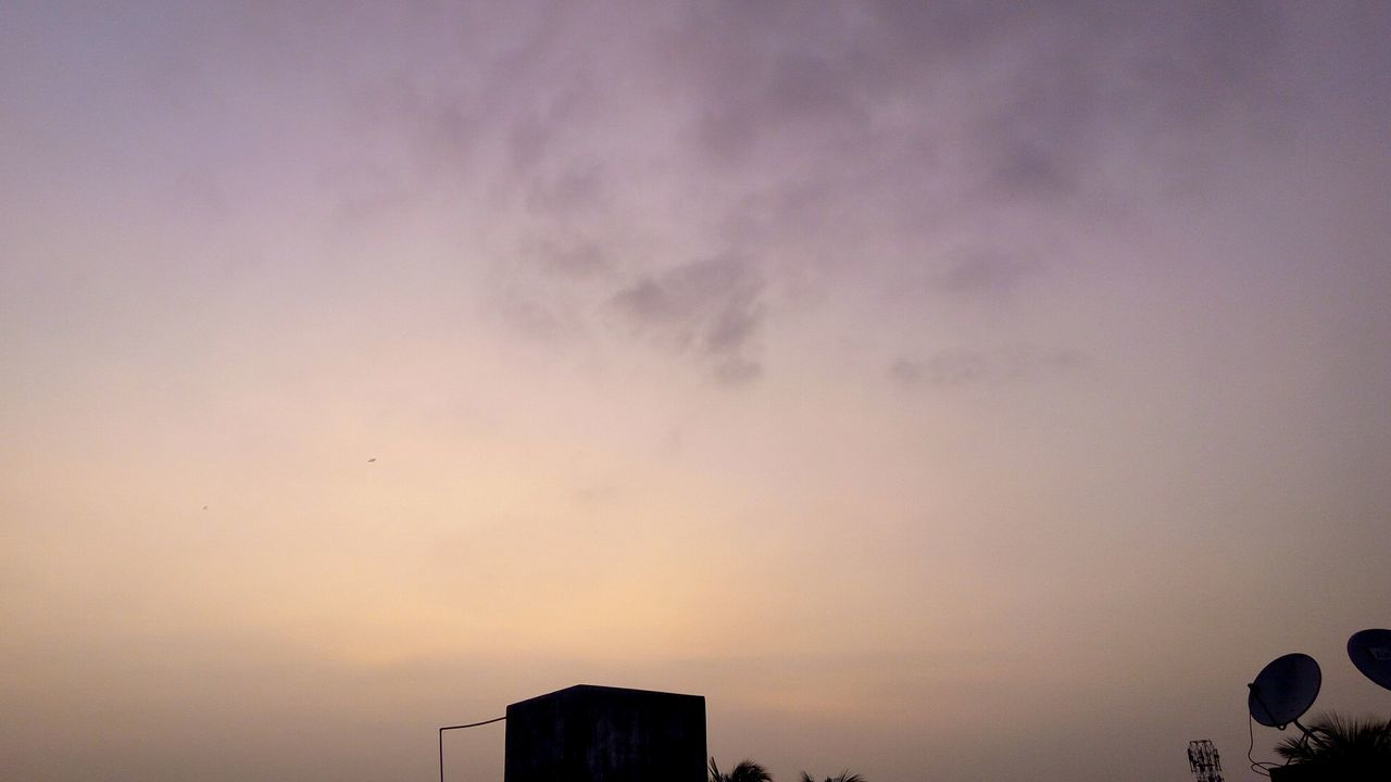 sunset, silhouette, architecture, built structure, sky, nature, low angle view, no people, beauty in nature, outdoors, building exterior, scenics, day