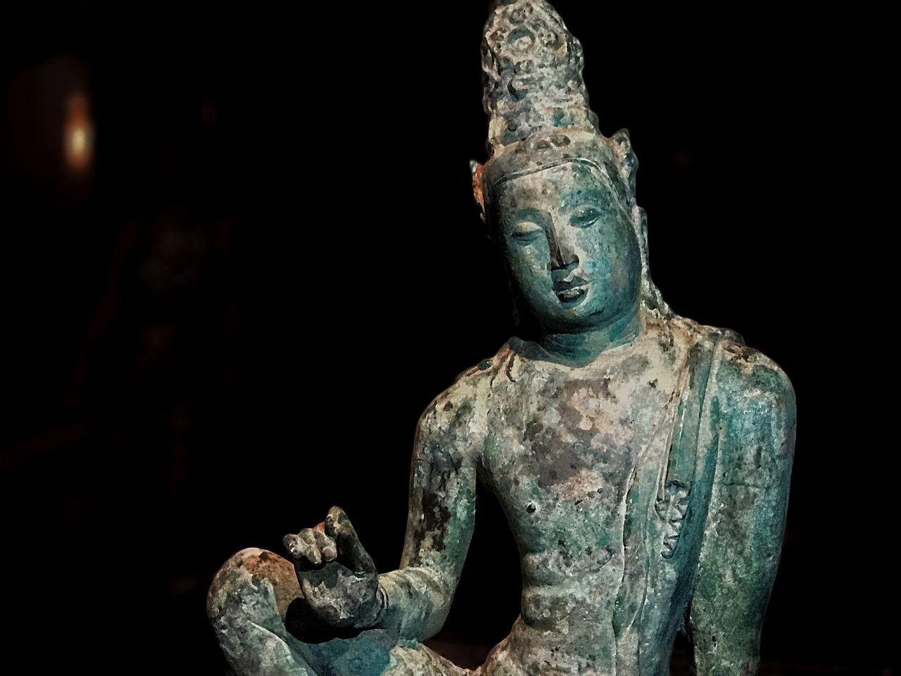 Statue Sculpture Human Representation Religion Spirituality No People Ancient Civilization Day