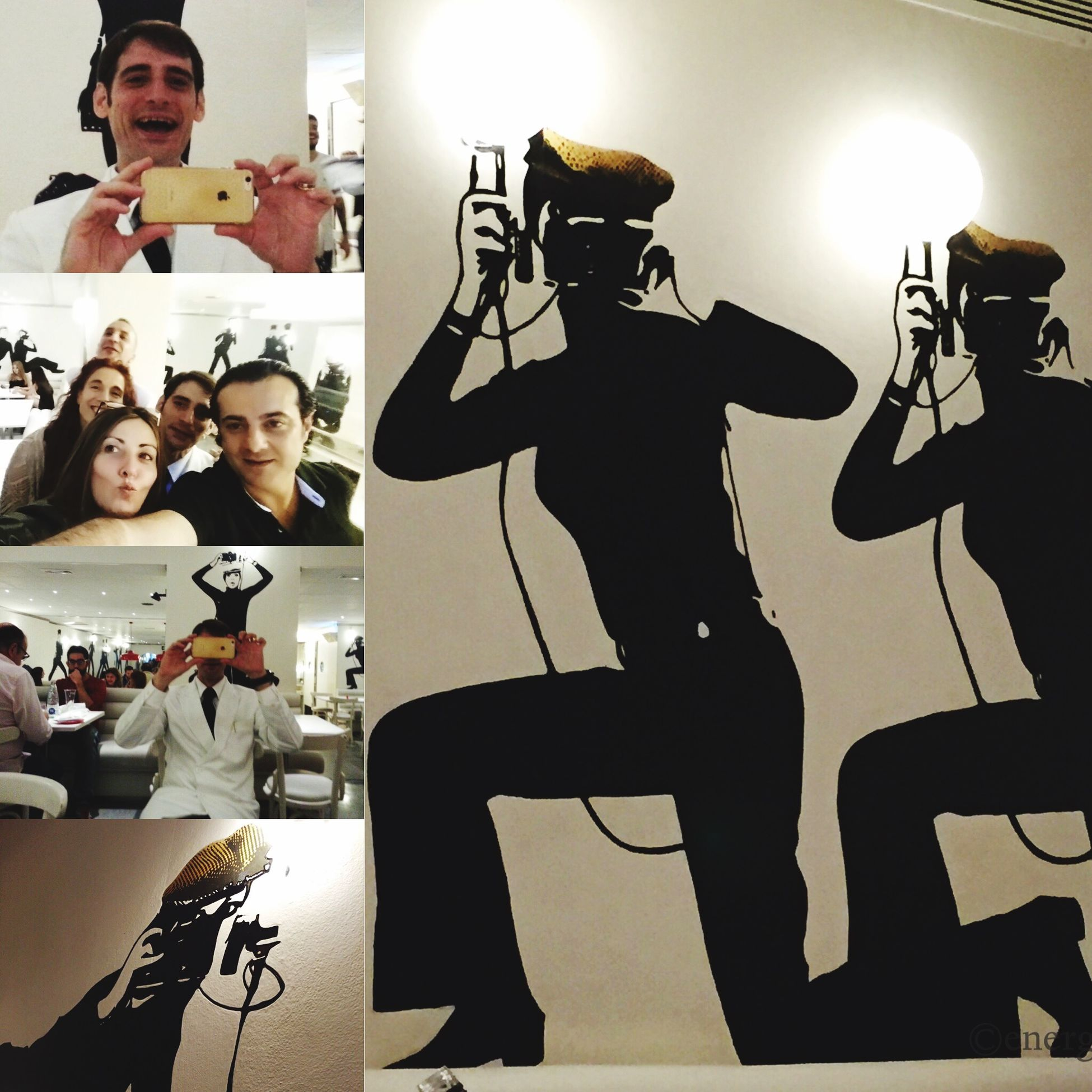 📷🍴 .@FlashFlashbcn FlashFlashBarcelona Selfie ✌ Friends Waiter Tortilla Burgers Restaurant Fantastic 1970s EnergySupportBcn Flash Flash C/ Granada del Penedès, 25 (Tuset) 08006 Barcelona 📞 +34 932 370 990 http://www.flashflashbarcelona.com Un punto de encuentro desde la mejor fecha el año 1970, añadido su extenso horario de 13:00 a 01:30 hrs Y si eres un #aunténtico #fanflashflash hazte con una de sus 👕🔝👍🏻 súper molonas camisetas, tallaje disponible para toda la familia. @EnergySupport #Post @energysupportbcn 📷 Photo Credit: #energysupportbcn #Barcelona #Catalonia #Spain Gracias