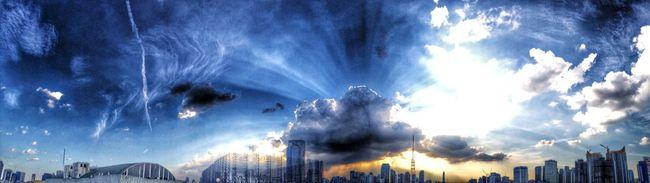 Sky Thailand_allshots Enjoying The Sun Clouds And Sky