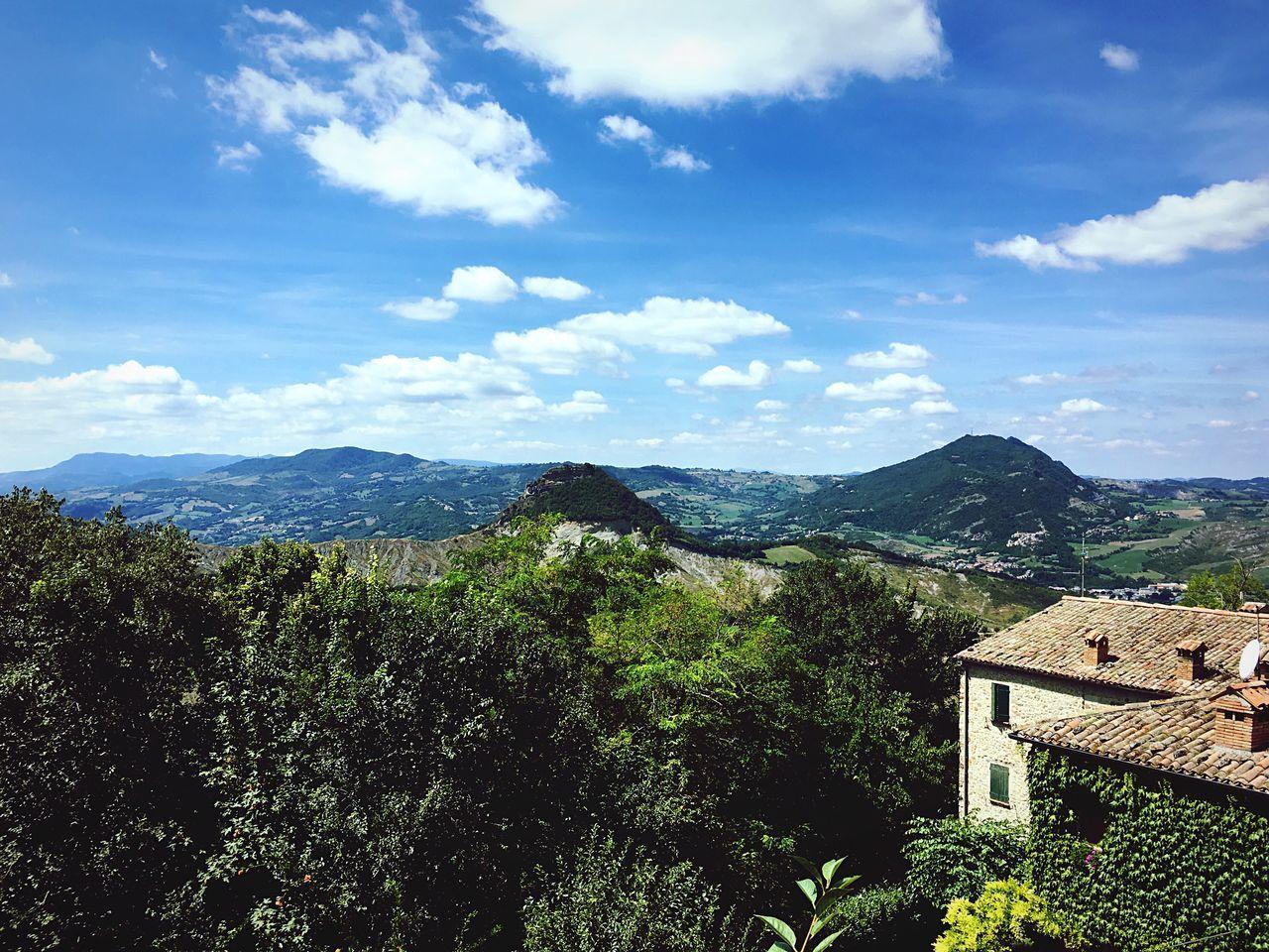 Emiliaromagna Sanleo Montefeltro Landscape Scenics Taking Photos Outdoors Relaxing
