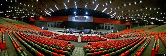 Auditorium Indoors  Architecture Modern Architectural Feature Built Structure