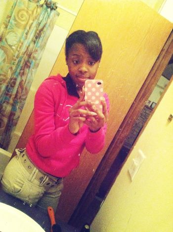 #old was school flow .. Excuse the mirror !