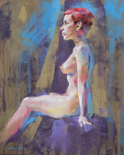 Some pastel work from a few months ago. Art Drawing Painting Model