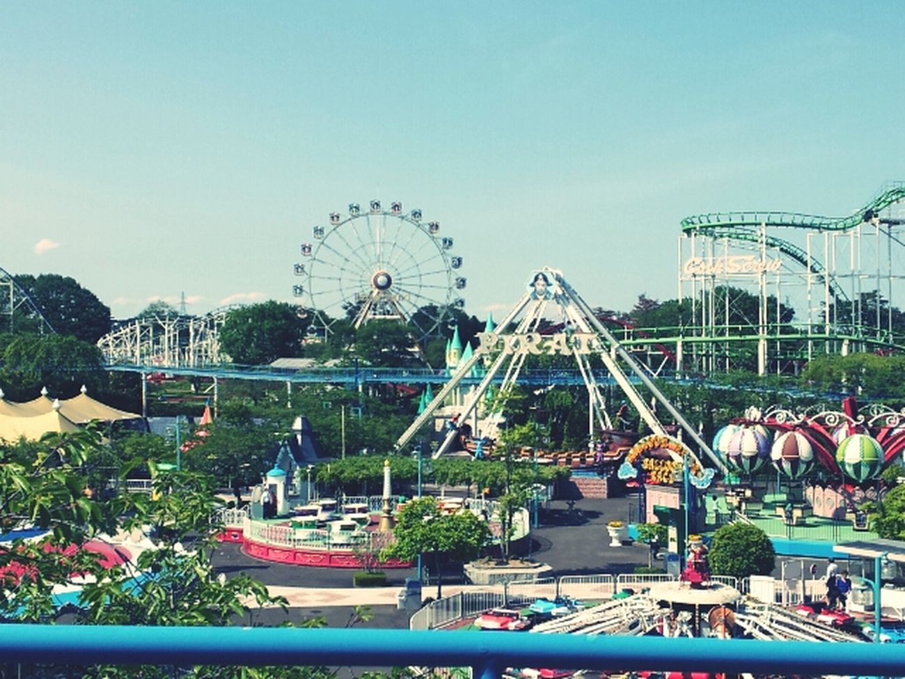 my hometown♡ 遊園地 Amusement Park Popular Photos Enjoying Life