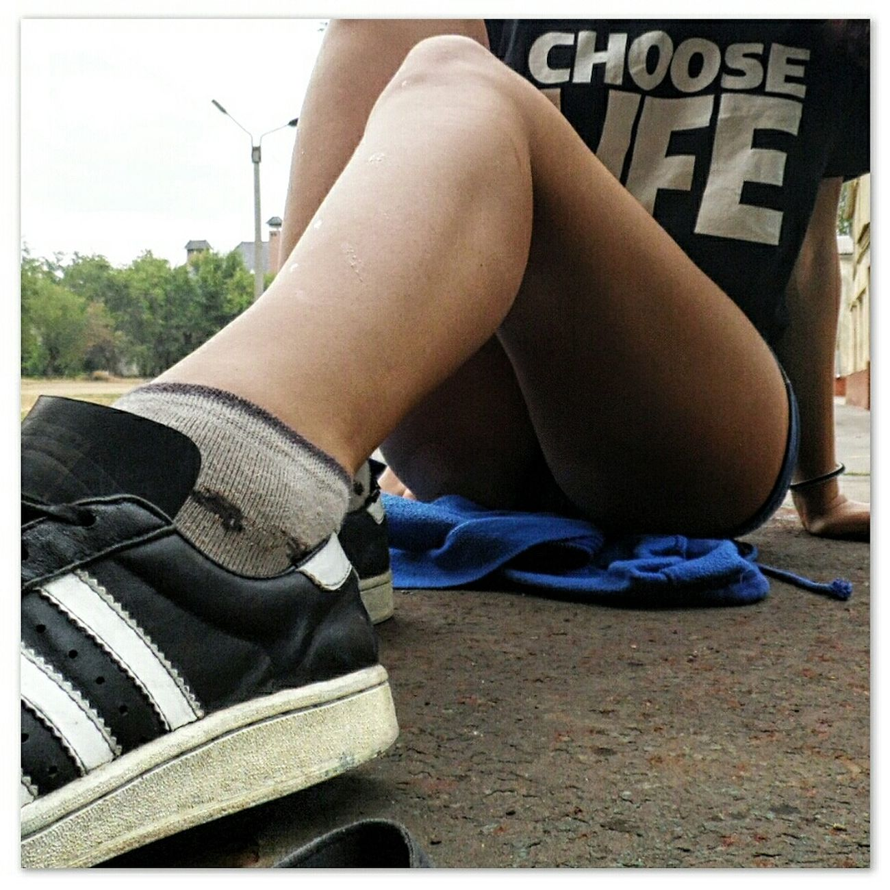 My Choose Life Streat Adidas Adidassupertar I Love Cities Followme