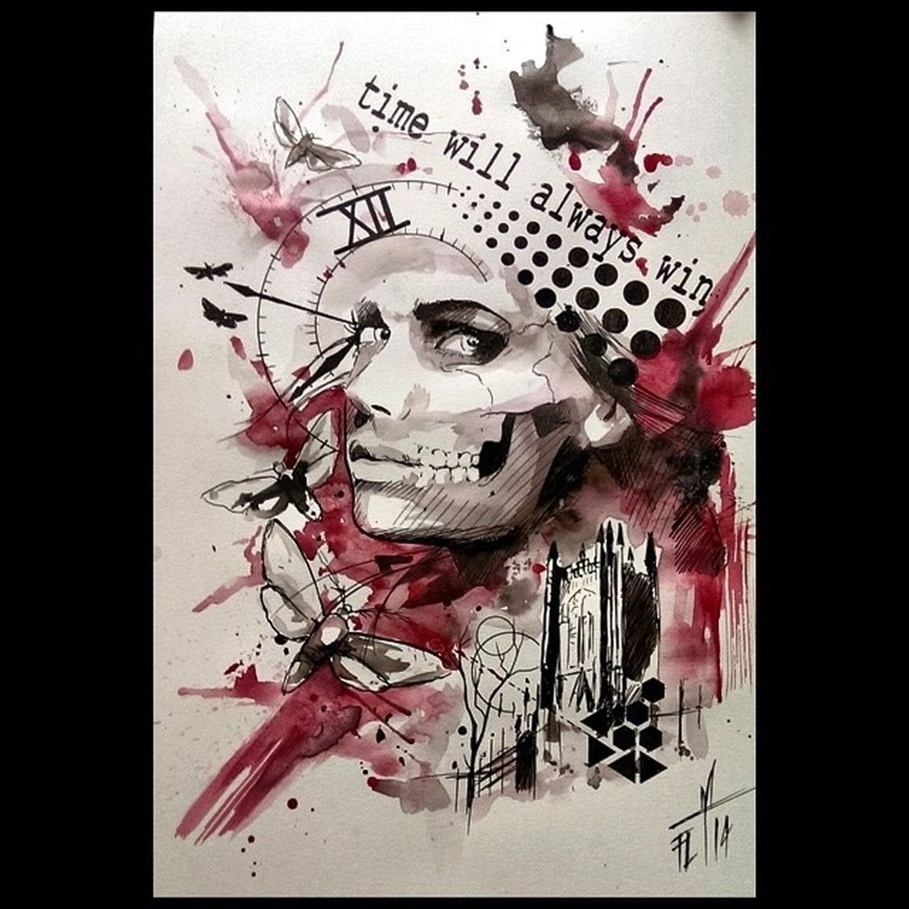 Check This Out JacksonvilleFL Fullcustomtattoo Painting