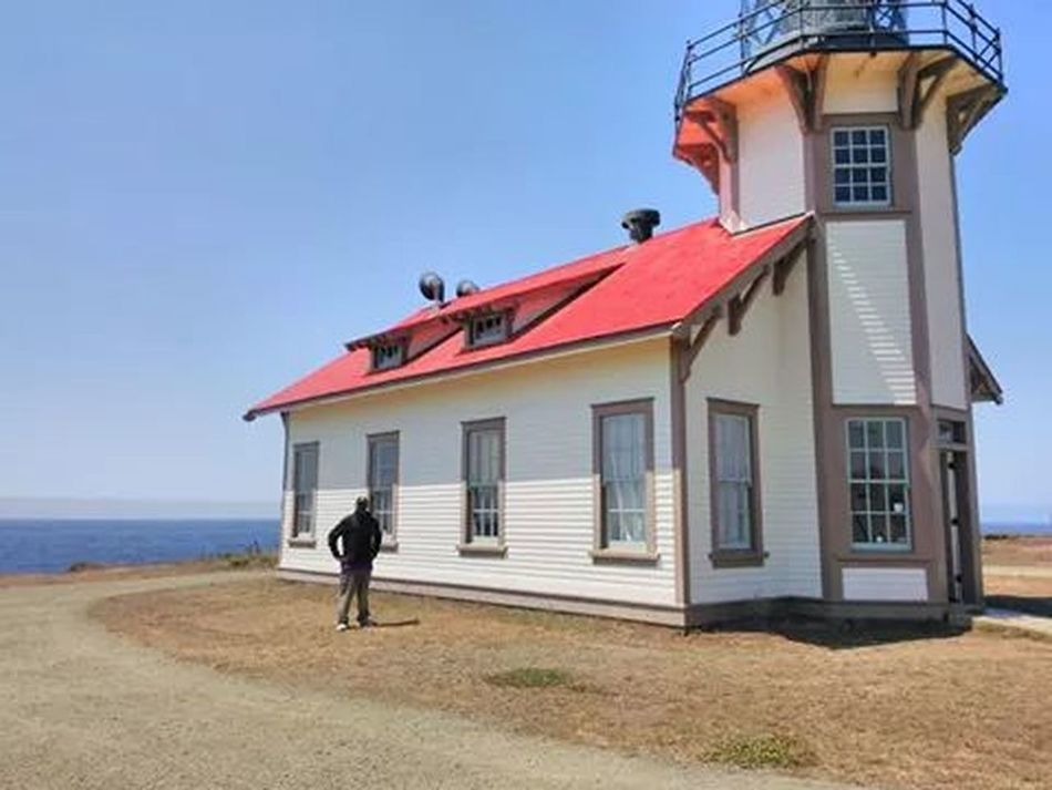 Point Cabrillo State Lighthouse. Aug. 2014
