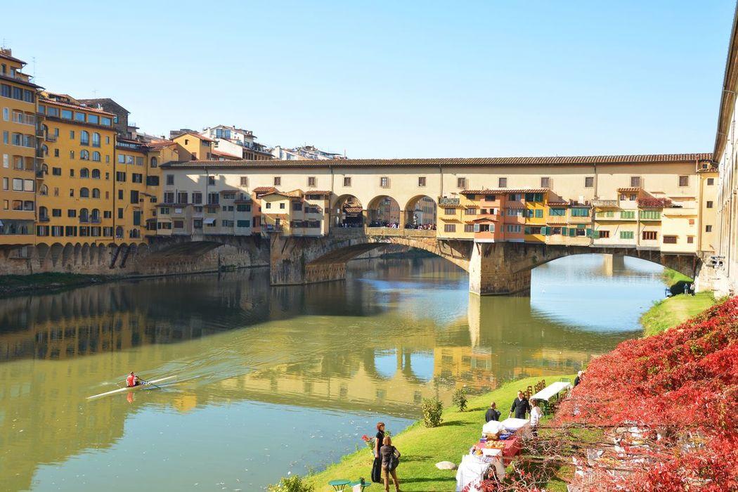 Italy❤️ Italia Colors Italy Eye4photography  Travel Photography Amazing Place Bridge Ponte Vecchio Florence Florence Italy Firenze Firenze With Love OpenEdit Tourism Florencia, Italia Toscana Nikon D5200 The Tourist