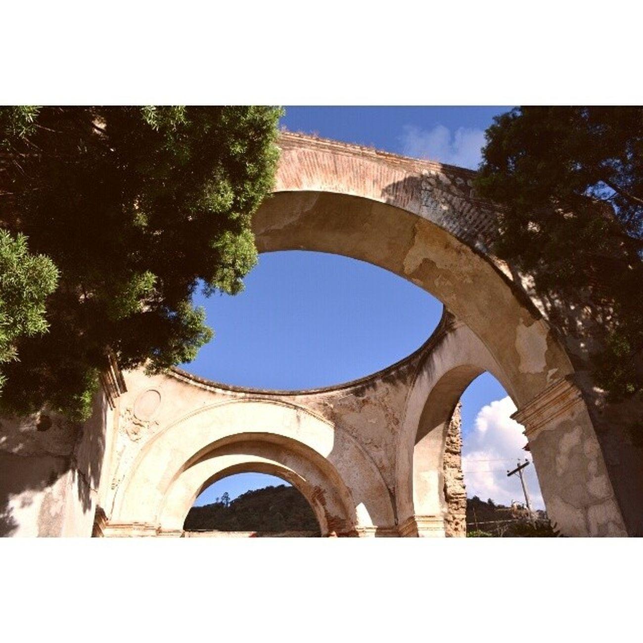 AntiguaGt 1Enero 2014 Sanfrancisco Ruinas