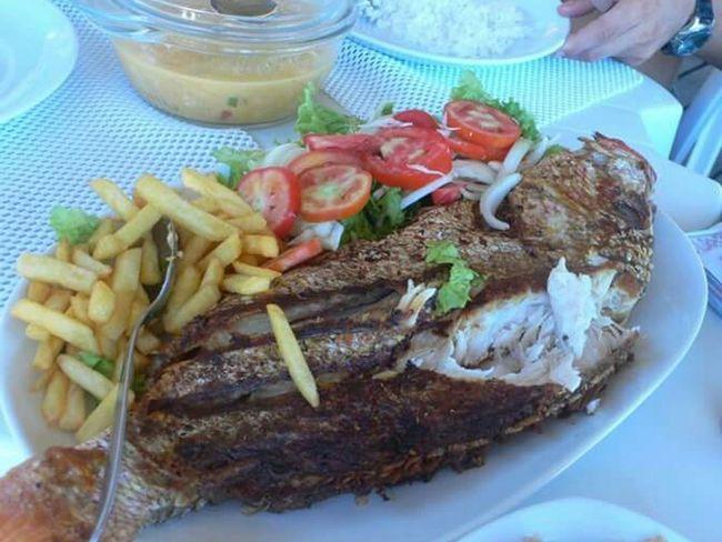 BrazilFood Freshcaughtfish Braziliancuisine Grilledfish Fortalezaceara Brazil