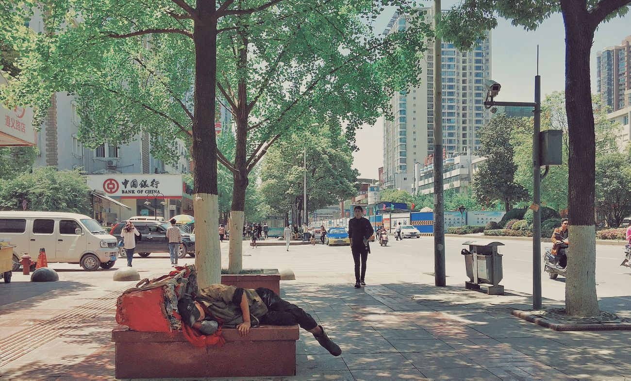 背篼 Light And Shadow Vscocam Discover Your City Streetphotography Asian Culture People EyeEm China Relaxing