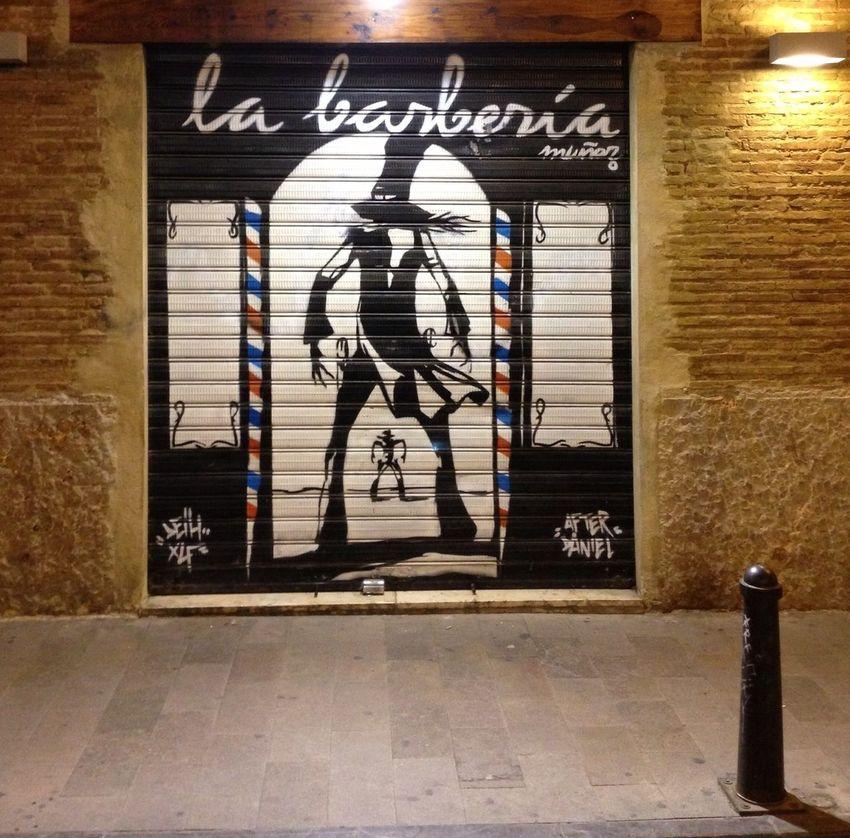 Streetphotography Graffiti Streetart La Barberia