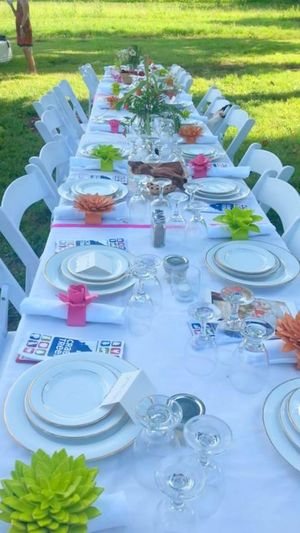 100 Dinner Al Fresco Dining Chattanooga Tennessee Crabtree Farm Dinner Farm To Table Organic Outdoors Summer ShareTheMeal